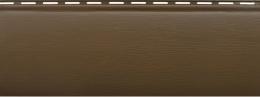 Акриловый сайдинг «Блок-хаус» Орех тёмный BH-01 размер 3,1м