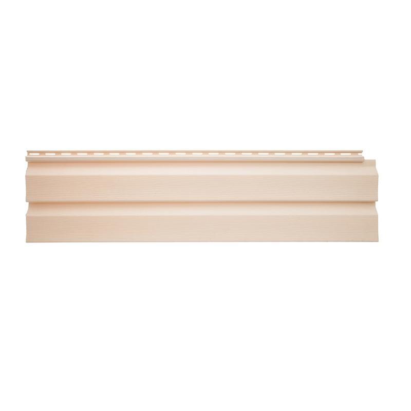 Панель виниловая Альта-Сайдинг размер 3660 мм Розовый