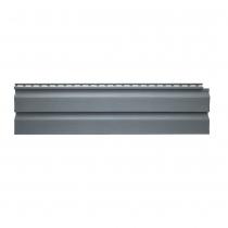 Панель виниловая Альта-Сайдинг размер 3660 мм Серо-голубой