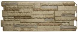Фасадная панель Скалистый Камень (Альпы комби)