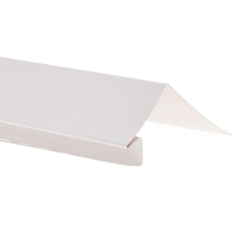 """Планка """"околооконная"""" T 17 """"ВН"""" размер 3000 мм Белый"""