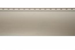 Виниловый сайдинг «Блок-хаус» бежевый BH-01 размер 3,10м