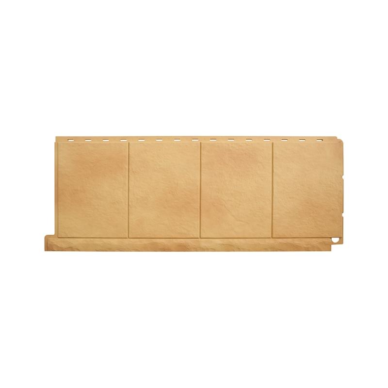 Фасадная панель Плитка (Златолит)