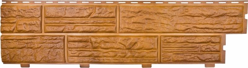Панель виниловая СФ - 01 размер 3100 х 230 мм  Золотистый