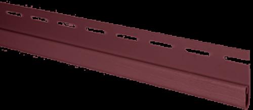 "Планка ""финишная"" Т-14 размер 3000 мм Гранат"
