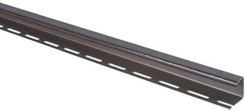 J-профиль (Коричневый) 3000 мм