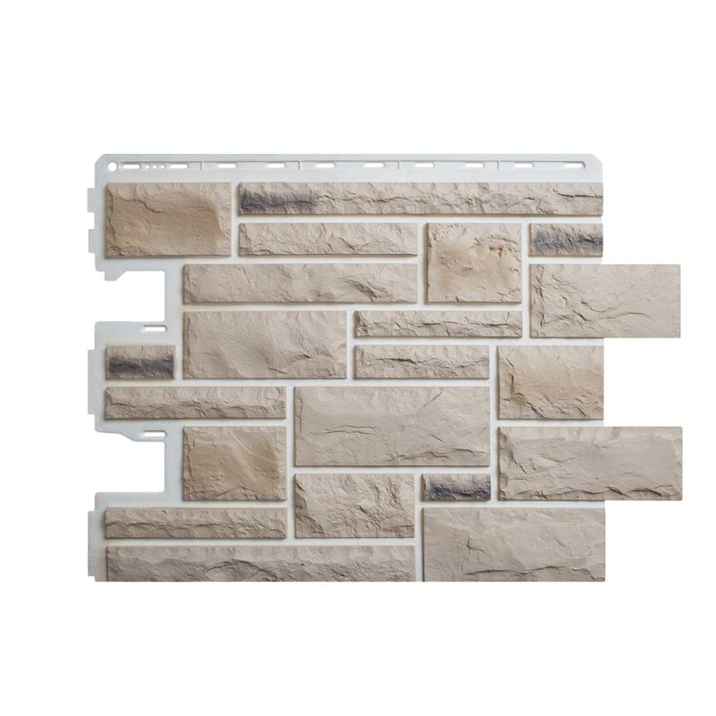 Фасадная панель Камень Пражский 01