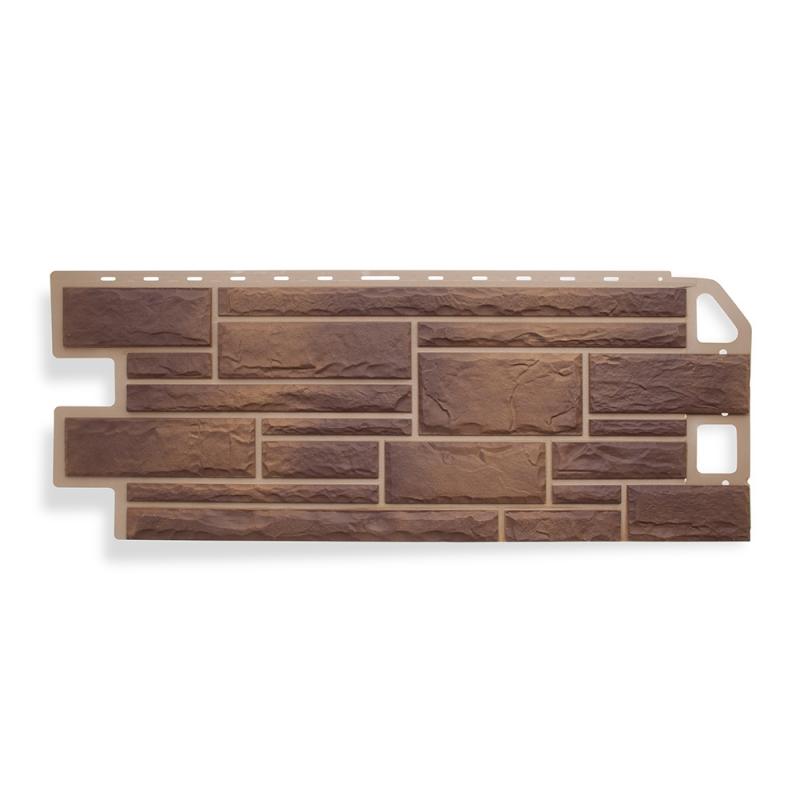 Фасадная панель Камень (Сланец)