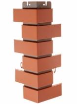 Наружный угол Кирпич клинкерный (Красный)