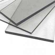 Монолитный поликарбонат Borrex 3 мм бронза-серая 2050x6100