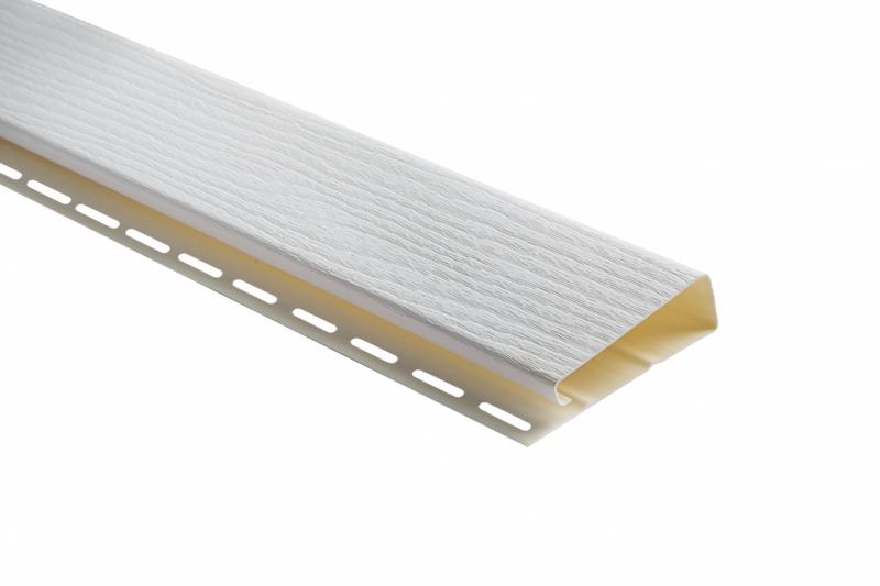 "Планка ""наличник"" размер 3660 мм, Белый"
