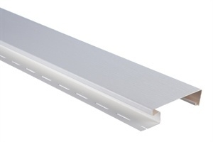 "Планка ""наличник широкий"" размер 3000 мм Белый"