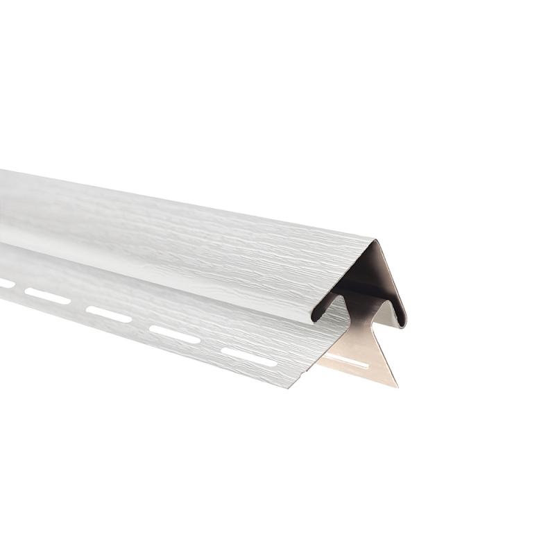"Планка ""наружный угол малый"" размер 3000 мм, Белый"