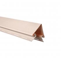 """Планка """"наружный угол"""" размер 3000 мм Розовый"""