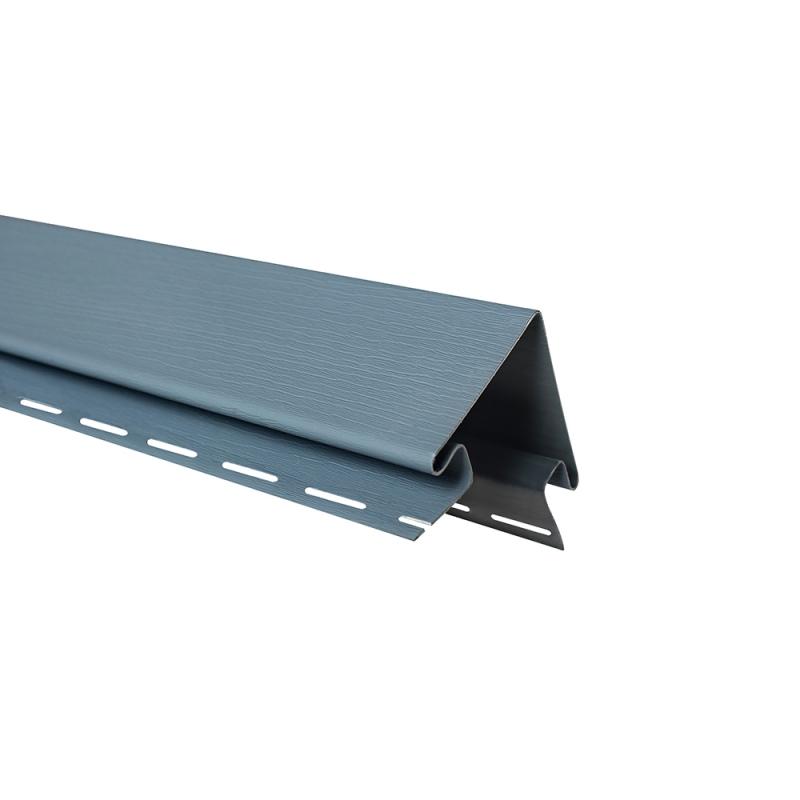 "Планка ""наружный угол"" размер 3000 мм Серо-голубой"