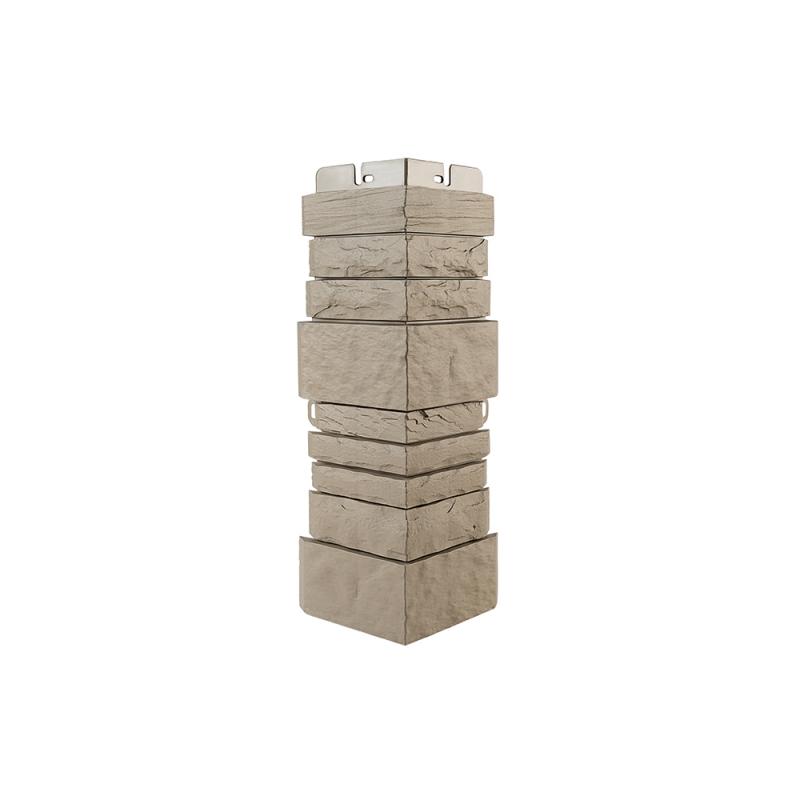 Наружный угол камень Шотландия (Бежевый)