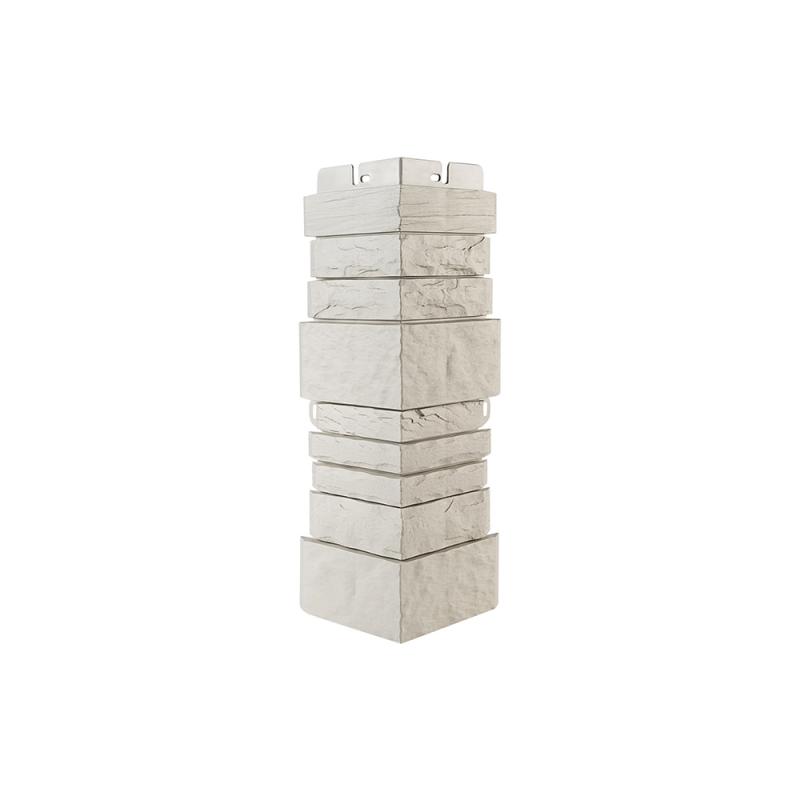 Наружный угол камень Шотландия (Кремовый)