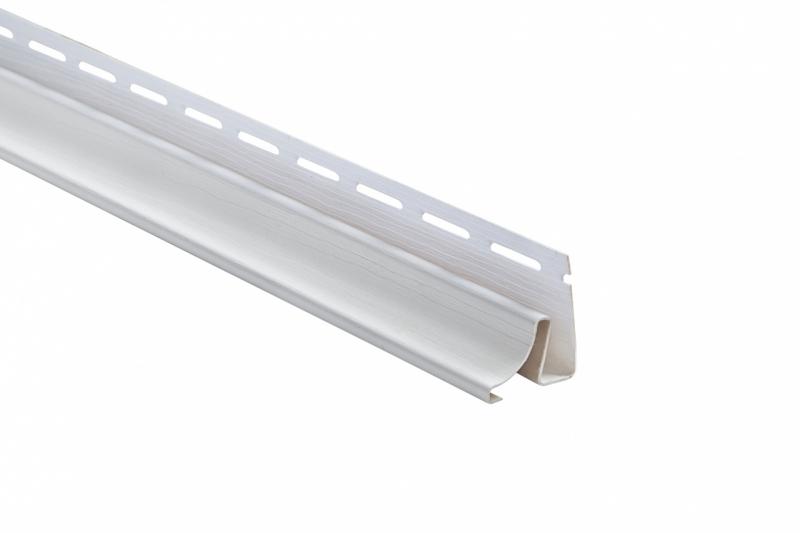 """Планка """"окантовочная"""" размер 3660 мм, Белый"""