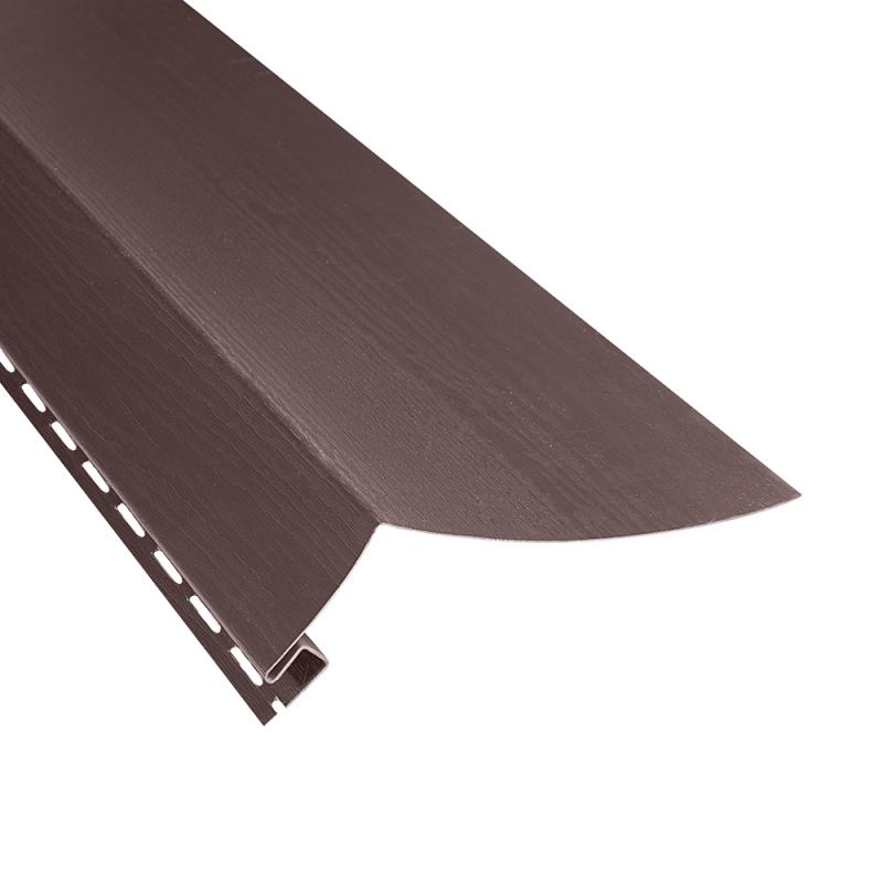 """Планка """"околооконная широкая"""" размер 3000 мм Коричневый"""