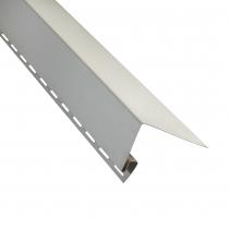 """Планка """"околооконная"""" Светло-серая размер 3000 мм"""