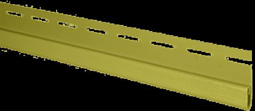 """Планка """"финишная"""" Т-14 размер 3000 мм Оливковый"""