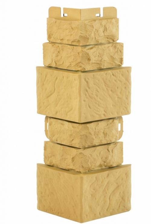 Наружный угол Фасадная плитка (Опал)