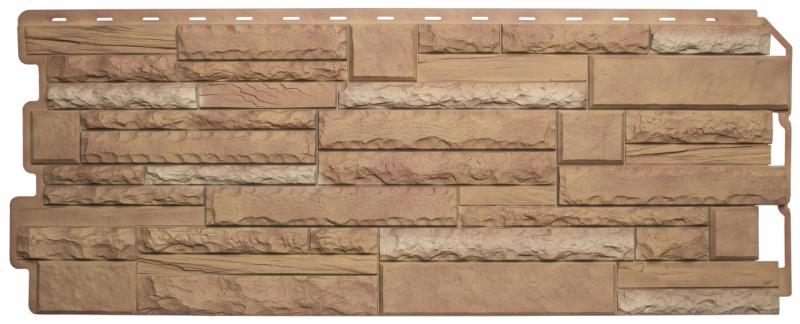 Фасадная панель Скалистый Камень (Памир комби)