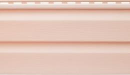 Панель виниловая Альта-Сайдинг размер 3660 мм Земляничный