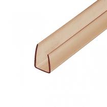 Торцевой профиль Berolux 6x2100 мм бронзовый