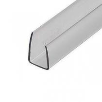 Торцевой профиль Berolux 8x2100 мм серый