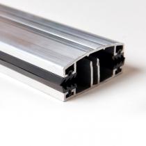 Алюминиевый соединительный профиль 6000мм Polikarbonat