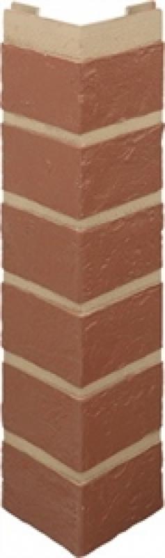 Наружный угол Кирпич (Красный)