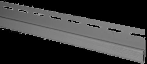 """Планка """"финишная"""" Т-14 размер 3000 мм Серебристый"""