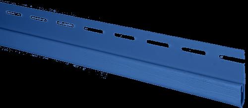 "Планка ""финишная"" Т-14 размер 3000 мм Синий"