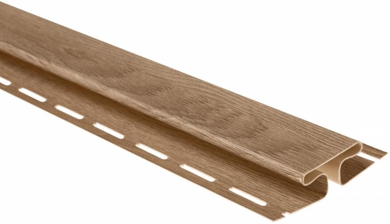 Планка «соединительная» К-18 - ВН «Орех» размер 3000 мм