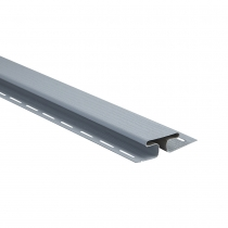 """Планка """"соединительная"""" размер 3000 мм Светло серый"""