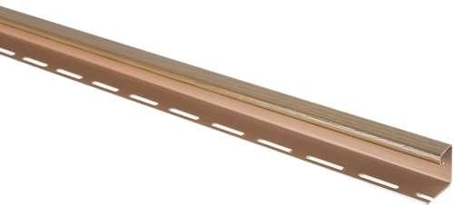 J-профиль (Светлый дуб) 3000 мм