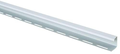 J-профиль (Светло-серый) 3000 мм