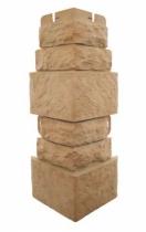 Наружный угол Фасадная плитка (Травертин)