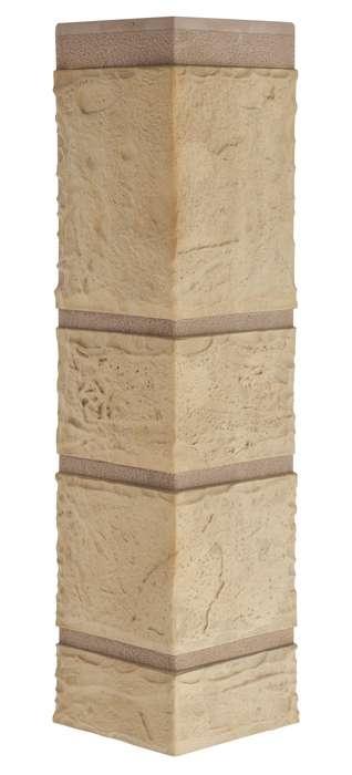 Наружный угол Камень (Известняк)