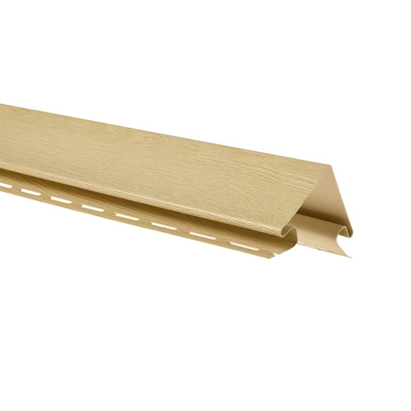 "Планка ""наружный угол"" К-12 - ВН «Бук» размер 3000 мм"