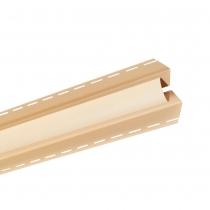 """Планка """"угол внутренний """" Т13 """"BH"""" размер 3000 мм Золотистый"""