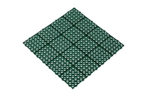 Универсальная решётка, Зеленый