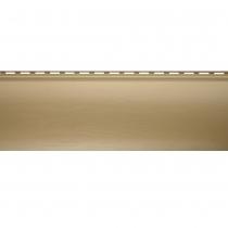 Виниловый сайдинг «Блок-хаус» золотистый BH-01 размер 3,1м