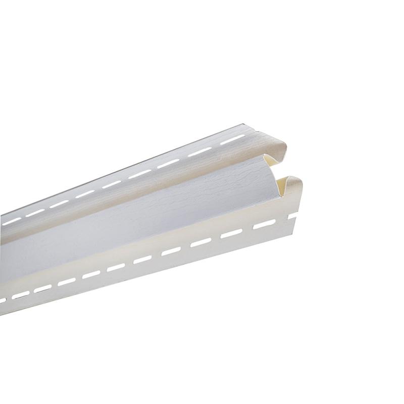 """Планка """"внутренний угол"""" размер 3000 мм, Белый"""