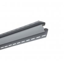 """Планка """"внутренний угол"""" размер 3000 мм Светло серый"""