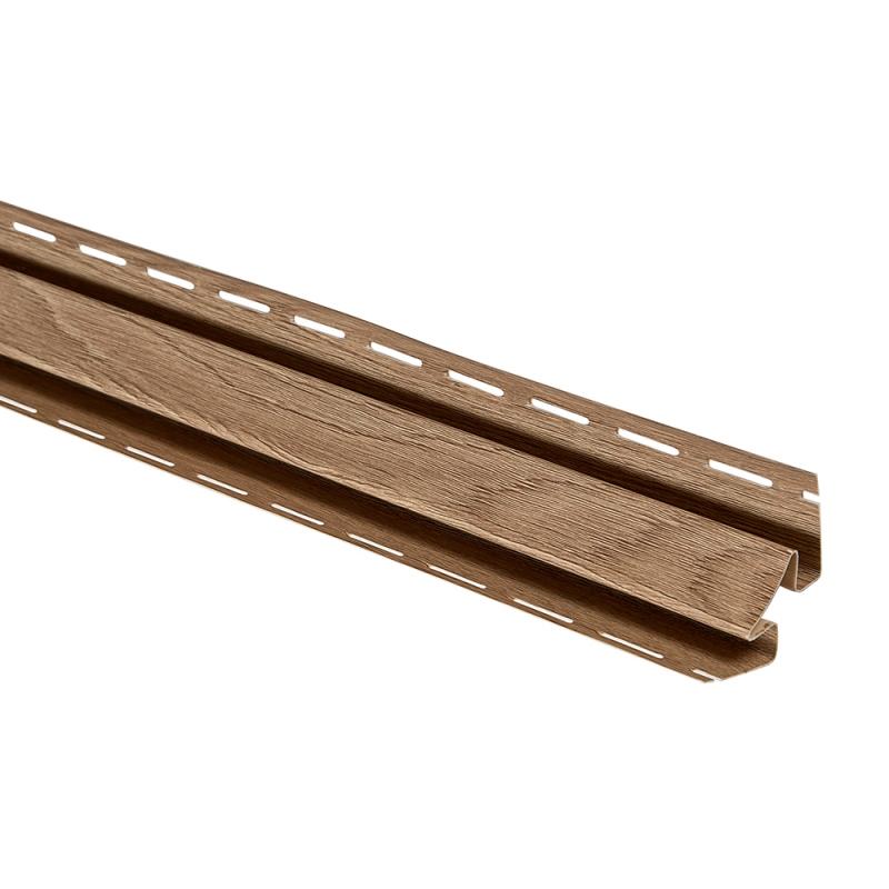 """Планка """"внутренний угол"""" К-13 - ВН «Орех» размер 3000 мм"""