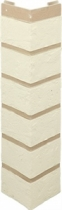 Наружный угол Кирпич (Белый)